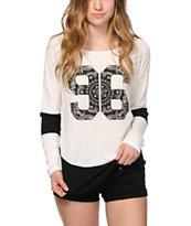 Starling 96 Bandana Fill Raglan Shirt
