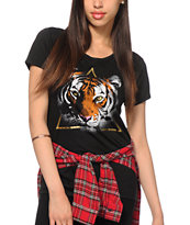 Starling Tiger Triangle T-Shirt