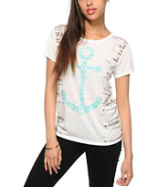 Starling Tribal Anchor T-Shirt