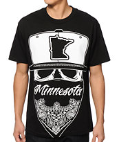 State Of Mind Rep Minnesota Bandito T-Shirt