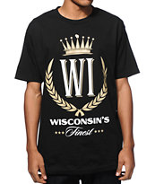 State Of Mind WI Finest T-Shirt