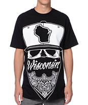 State of Mind WI-Bandito Black T-Shirt
