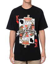 State of Mind WI-King Black Tee Shirt