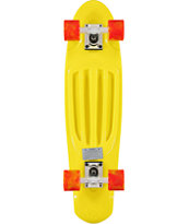 Stereo Extended Player 27.0 Yellow Cruiser Complete Skateboard