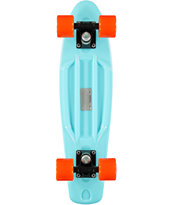Stereo Vinyl Cruiser Tiffany Blue Complete Cruiser Board