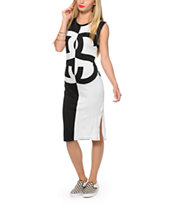 Stussy 2 Tone Muscle Dress