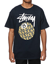 Stussy 8 Ball Bolt T-Shirt