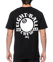 Stussy 8 Ball Crew T-Shirt