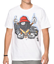 Stussy 8 Ball Man Tee Shirt