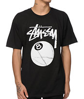 Stussy 8 Ball Marble T-Shirt