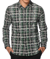 Stussy Arrows Flannel Shirt