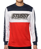 Stussy BMX Long Sleeve Jersey