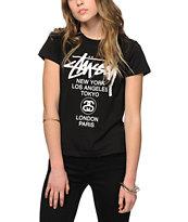 Stussy Baby Doll T-Shirt