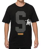 Stussy Big S 1980 T-Shirt
