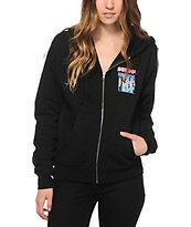 Stussy Bolt Tribe Zip Up Hoodie
