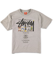 Stussy Boys Looney Tunes Tee Shirt