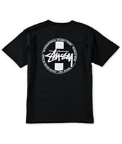 Stussy Boys Worldwide Dot T-Shirt