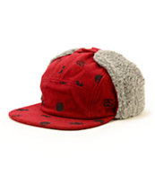 Stussy Camp Furry Flap Hat