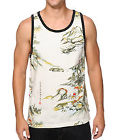 Stussy China World Tribe Tank Top