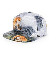 Stussy Chinese Snapback Hat