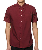 Stussy Classic Broadcloth Button Up Shirt