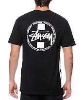 Stussy Dot Stripe T-Shirt