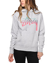 Stussy Fade Pullover Hoodie