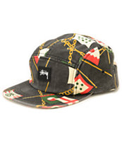 Stussy Flags 5 Panel Hat