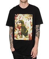 Stussy Flower Dino T-Shirt