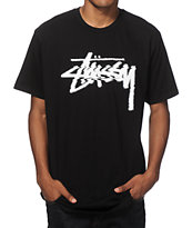 Stussy Glitch T-Shirt