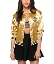 Stussy Goldie Bomber Jacket