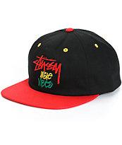 Stussy Irie Vibes Snapback Hat