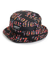 Stussy Jungle City Bucket Hat