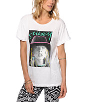 Stussy Laura Sketch T-Shirt