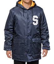 Stussy Long Hooded Jacket