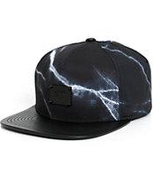 Stussy Marble Print Strapback Hat