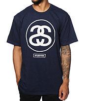 Stussy Mesh Link T-Shirt
