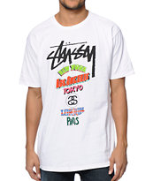 Stussy On Tour Tee Shirt
