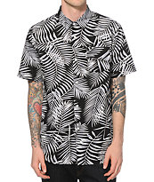 Stussy Palm Button Up Shirt