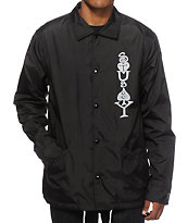 Stussy Players Coach Jacket
