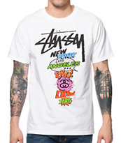 Stussy Pop Tee Shirt
