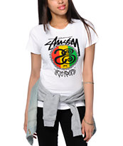 Stussy Rasta Roots T-Shirt