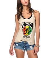 Stussy Rasta Roots Tank Top