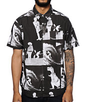 Stussy Reverse Photo Button Up Shirt