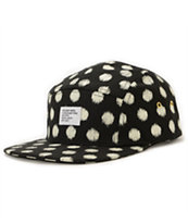 Stussy Scratch Dot 5 Panel Hat