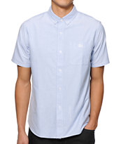 Stussy Solid Oxford Button Up Shirt