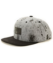 Stussy Splatter Snapback Hat