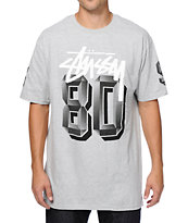 Stussy Stock Dot 80 T-Shirt