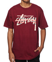 Stussy Stock Knit T-Shirt