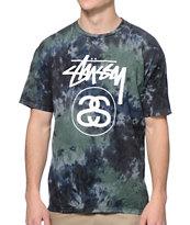 Stussy Stock Link Tie Dye T-Shirt